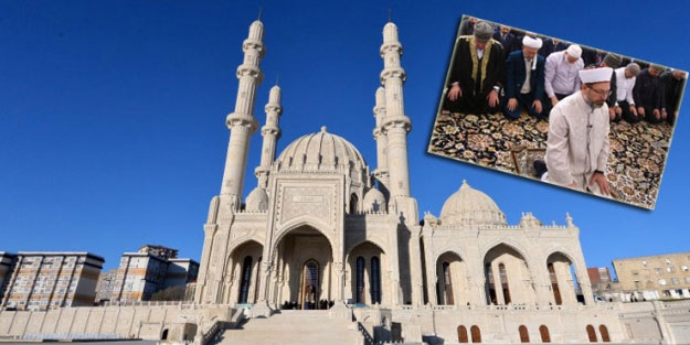 Diyanet İşleri Başkanı Ali Erbaş, Cuma namazını kıldırmıştı! İşte o mescidin bilinmeyen özelliği