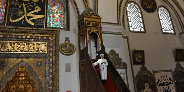 Diyanet İşleri Başkanı Ali Erbaş: Bize uyarıda bulunuyor