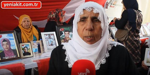 Diyarbakır annelerinin HDP-PKK isyanı: HDP aracı olmasa çocuklarımız dağa gitmezdi
