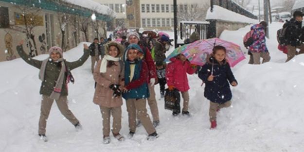 Diyarbakır, Dicle, Ergani, Sur, Silvan, Kayaşehir, Kulp ilçelerinde 14 Şubat okullar tatil mi?