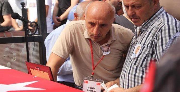 Diyarbakır şehidi Çelebi, Trabzon'da toprağa verildi