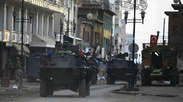 Diyarbakır'da 6 kırsal mahallede sokağa çıkma yasağı