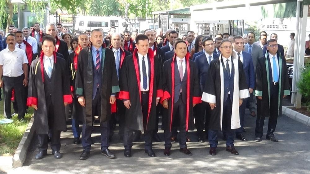 Diyarbakır'da adli yıl açılışı
