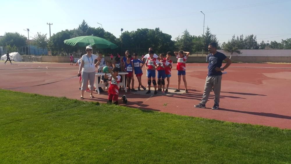 Diyarbakır'da atletizm festivali sona erdi