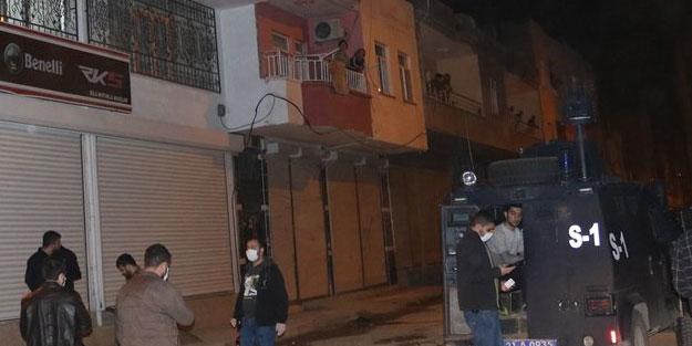 Diyarbakır'da balkona çıkan adam başından vuruldu