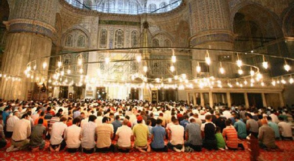 Diyarbakır'da cuma namazı saat kaçta kılınacak? Diyarbakır'17 ocak cuma namazı saati