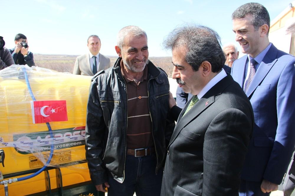 Diyarbakır'da dev tarım projesi