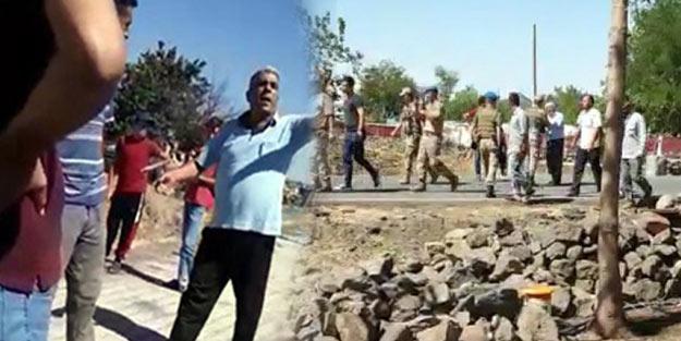 Diyarbakır'da kaçak elektrik operasyonu! 'Ölüme razıyız' deyip ekiplere saldırdılar