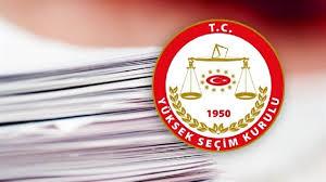 Diyarbakır'da kesin aday listeleri açıklandı