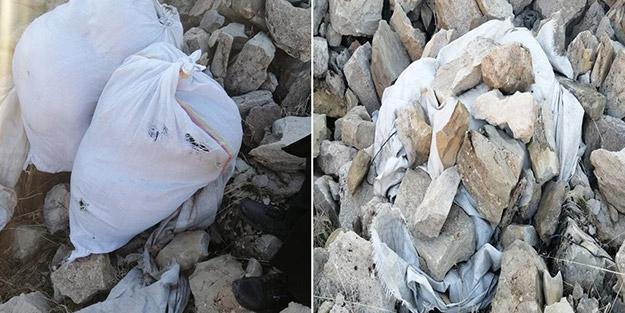 Diyarbakır'da kilolarca esrar ele geçirildi!