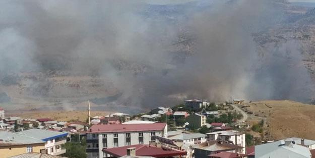 Diyarbakır'da panik! İtfaiye 3 saat uğraştı
