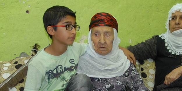 Diyarbakır'da yaşıyor, 450 torunu var