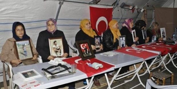 Diyarbakır'daki evlat nöbetinde 94. gün