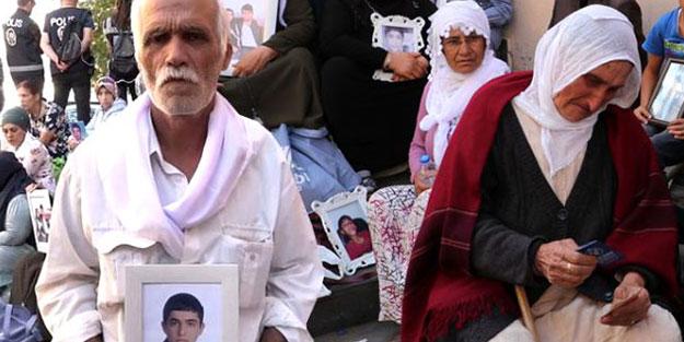 Diyarbakır'daki eyleme bu kez kaçırılan polis ve askerlerin aileleri katıldı!