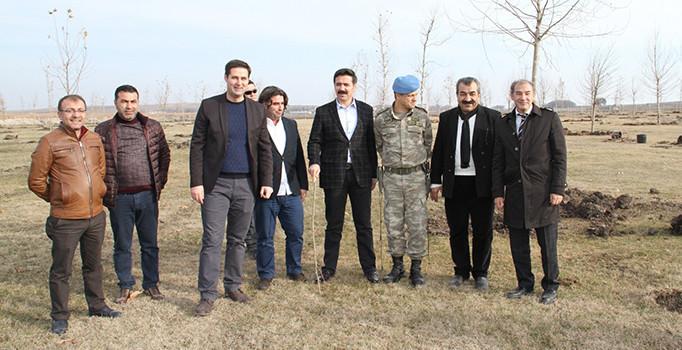 Diyarbakır'ın Bismil İlçesinde 2 dev Türk bayrağı dalgalanacak