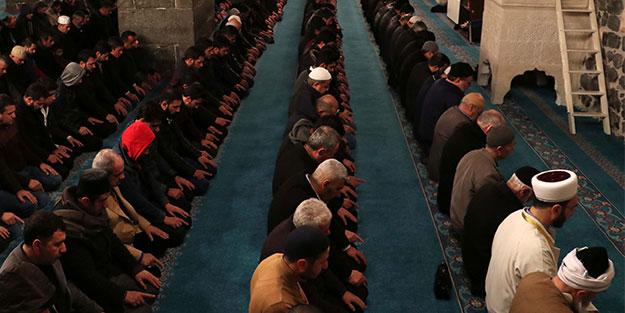 Diyarbakırlı Müslümanlar Yeni Zelanda için toplandı