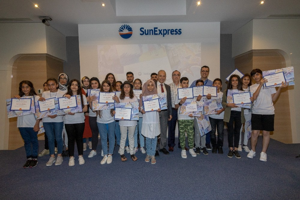 Diyarbakırlı öğrencilerin hayalleri Antalya'da gerçeğe dönüştü