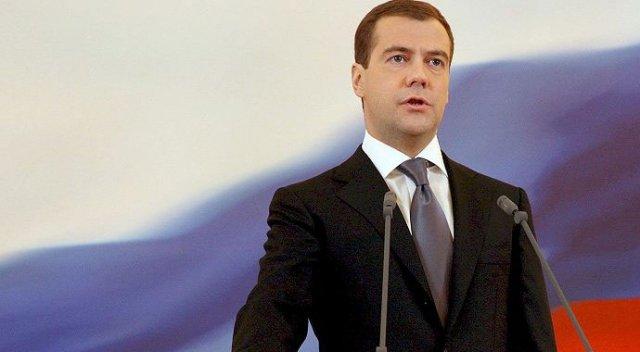 Dmitri Medvedev'den kritik Türkiye açıklaması
