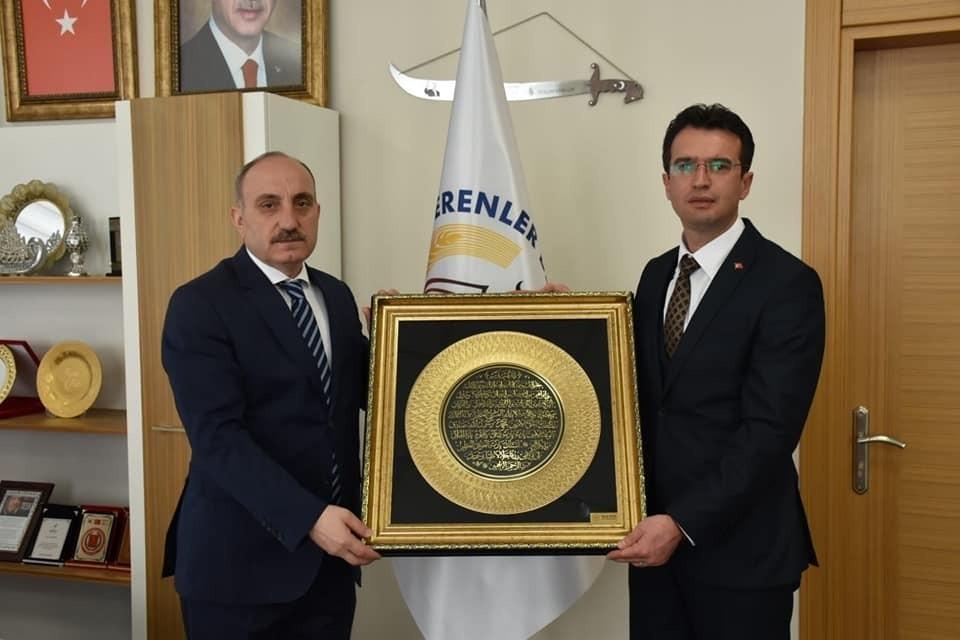 Dodurga Belediyesi ile Erenler Belediyesi kardeş belediye oldu