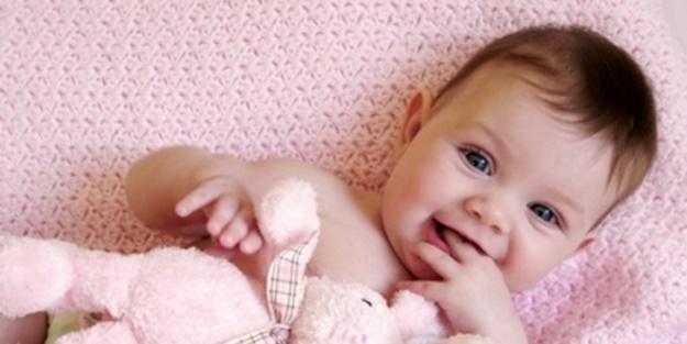 Doğal ev yapımı bebek mendili