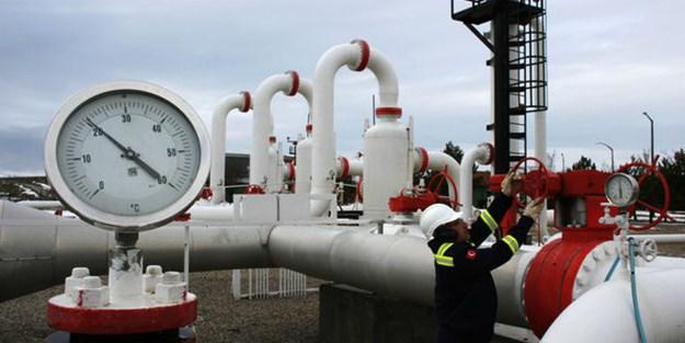 Doğal gaz ithalatında dikkat çeken düşüş