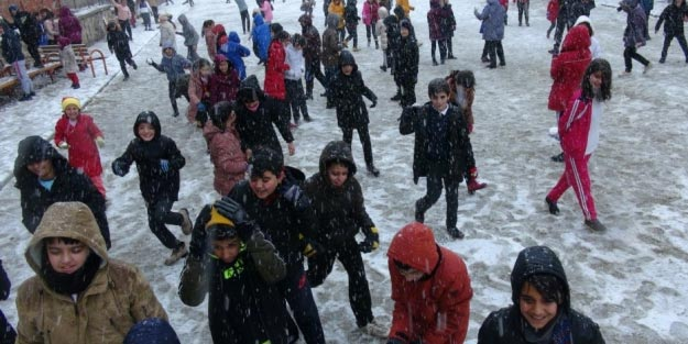 Doğanşehir'de bugün okullar tatil mi?