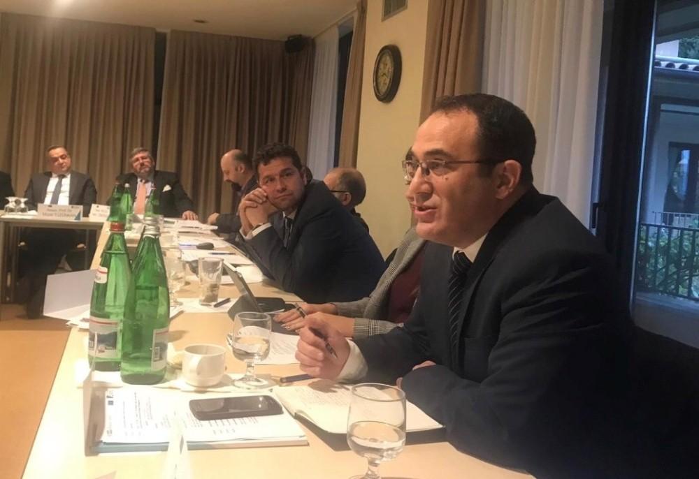 Doğu Akdeniz ve Suriye'nin Geleceği tartışıldı