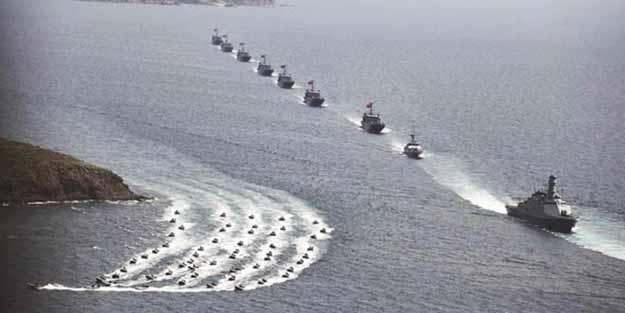 Doğu Akdeniz'deki dikkat çeken detayı paylaştı! 'İki ülkeyi Türkiye'ye karşı ileri sürecekler'