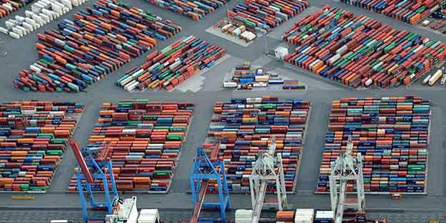 Doğu Anadolu'dan 4 ayda 842.3 milyon dolarlık ihracat