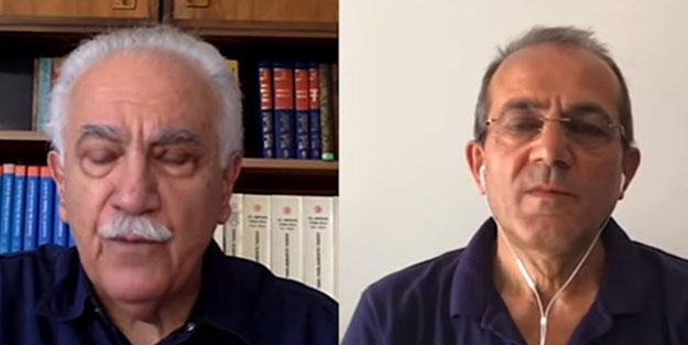 Doğu Perinçek terörist Murat Karayılan'dan aldığı teklifi açıkladı