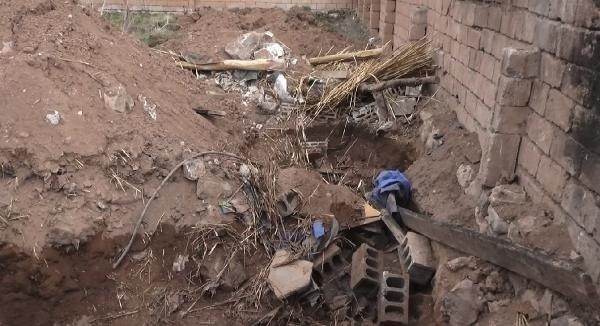 Doğubayazıt'ta patlayıcı düzenekli tüp bulundu