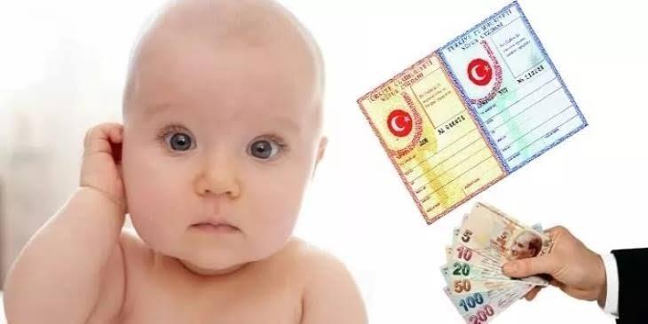 Doğum parası nasıl alınır? Süt parası ne kadar?