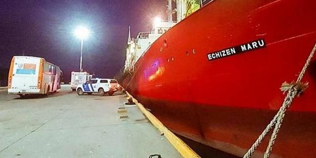 Doktorlar anlam veremedi... 35 gündür denizde olan balıkçılar koronavirüse yakalandı