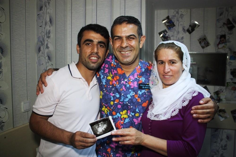Doktorlar 'imkansız' dedi müjdeli haberi Diyarbakır'da aldı