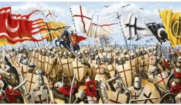 Modern haçlılar silahlanıyor! Amaçları: Müslüman öldürmek