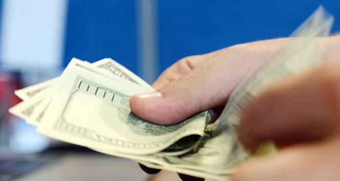 Dolar, 2,91'in altına düştü