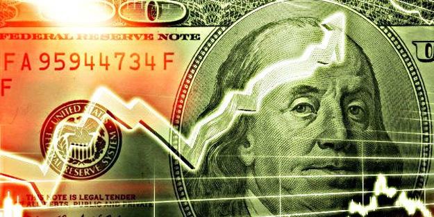 Dolar 4,97'yi gördü!