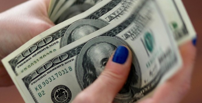 Dolar artışa geçti