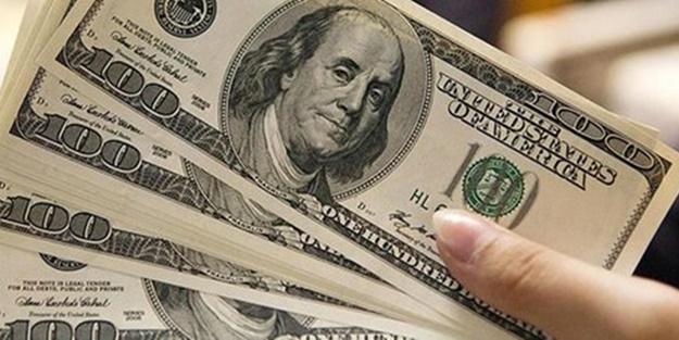 dolar son 1 ayın en düşük seviyesine indi