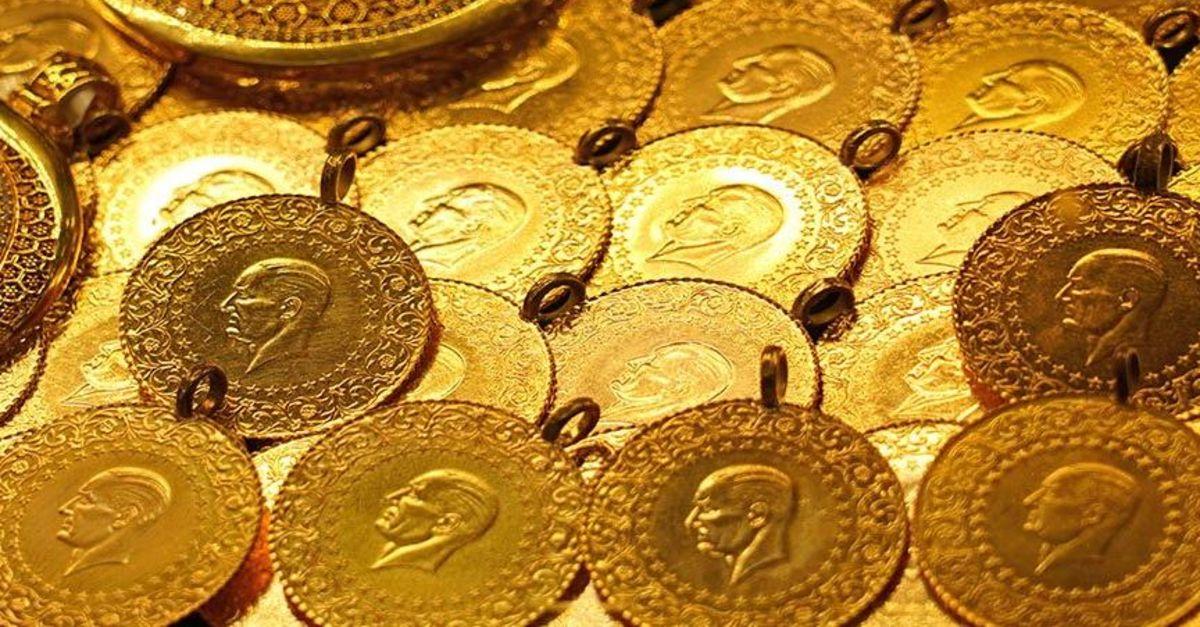 Dolardaki düşüşün ardından çeyrek altın çakıldı