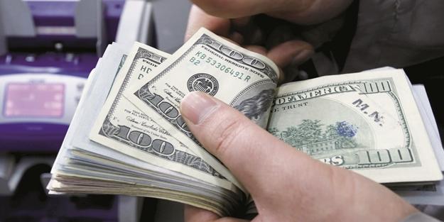 Dolar/TL 7,50 sınırına dayandı