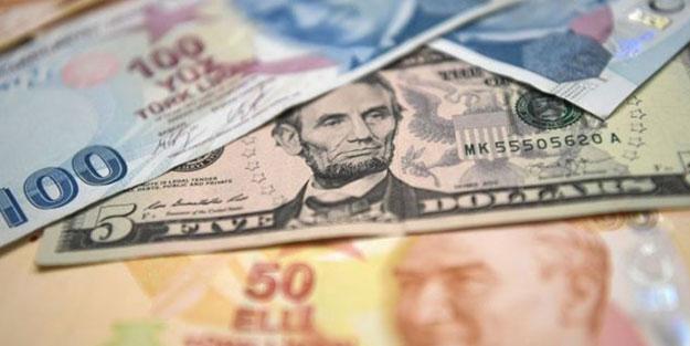 Dolar/TL kuru bugün ne kadar oldu? Dolar kaç lira 5 aralık