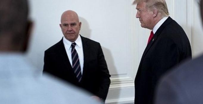 Donald Trump Ulusal Güvenlik Danışmanı McMaster'i görevden alacak iddiası