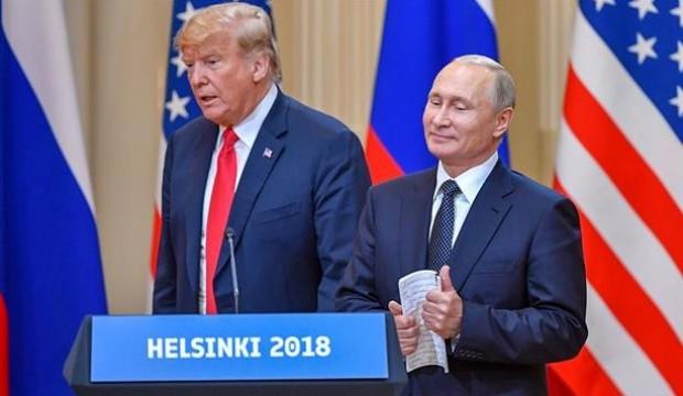 Donald Trump ve Putin'e zehirli zarf