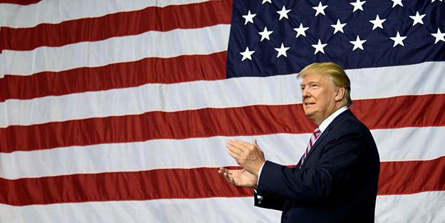 Donald Trump'ı terleten süreç! 'Terör grubu' ilan edilmeleri askıya alındı
