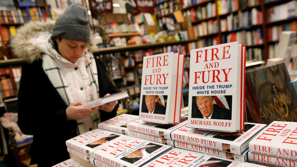 Donald Trump'ın başını ağrıtan kitap yok satıyor