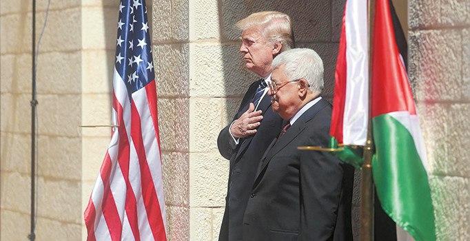 Donald Trump'tan Filistin'de manidar yer seçimi