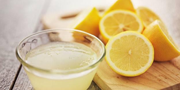 Dondurulmuş limonların sırrı ne?