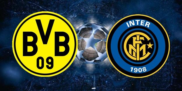 Dortmund Inter maçı ne zaman saat kaçta hangi kanalda?