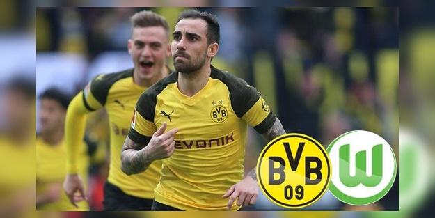 Dortmund Wolfsburg maçı ne zaman saat kaçta hangi kanalda?